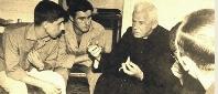 La JOC nació en Bélgica en el año 1925 por obra del joven sacerdote J. Cardijn, hijo de una