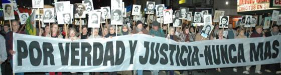 Resultado de imagen para uruguay verdad y justicia